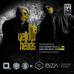 Yellow Heads ::: LIVE :::